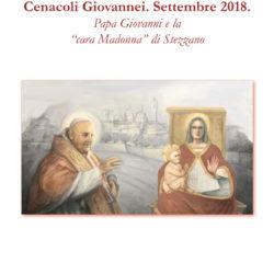 """Cenacoli Giovannei. """"Cara Madonna"""" di Stezzano"""