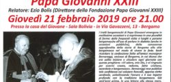 I tratti bergamaschi di Papa Giovanni XXIII