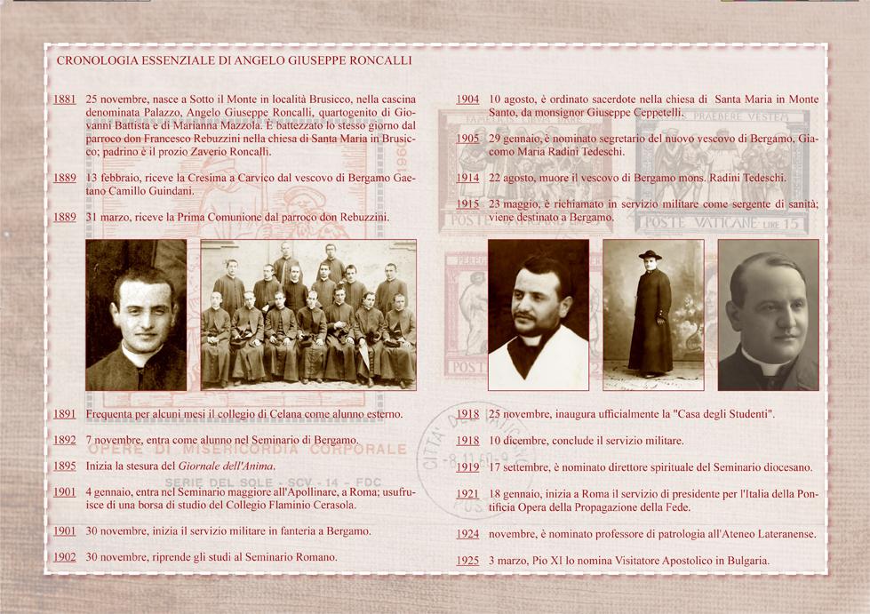 San Giovanni XXIII nei giorni del 2021  Calendario  Fondazione